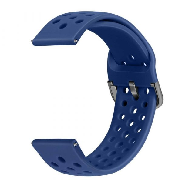 20mm-22mm-Silicone-band-for-Samsung-Galaxy-gear-s3-Amazfit-Bip-Smart-watch-strap