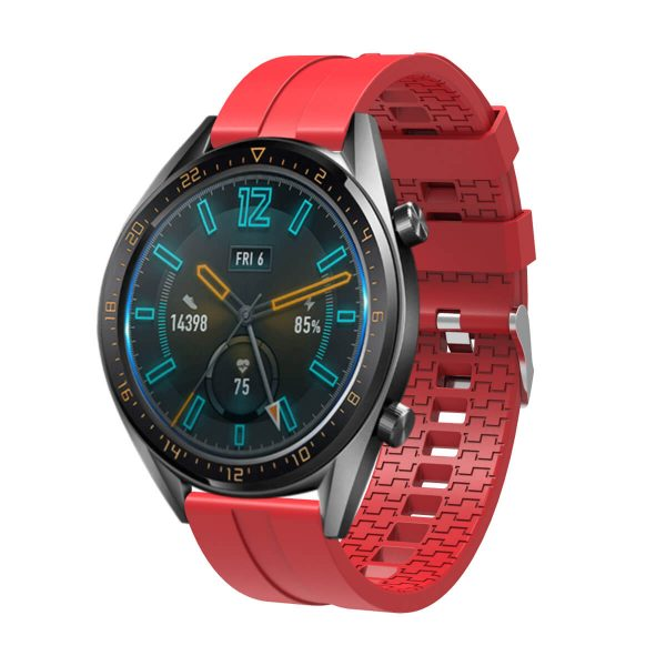 20mm-22mm-silicone-watch-strap-for-HUAWEI-WATCH-GT-2-pro-watch-band-red