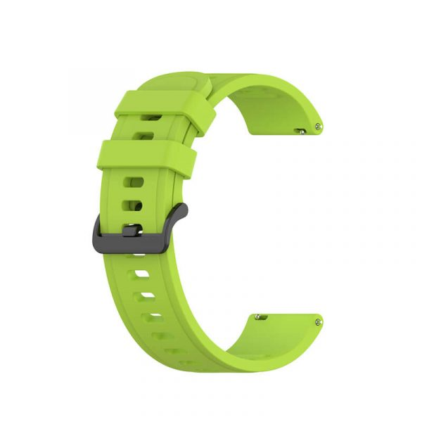 20mm silicone rubber watch band for Amazfit GTR 42mm