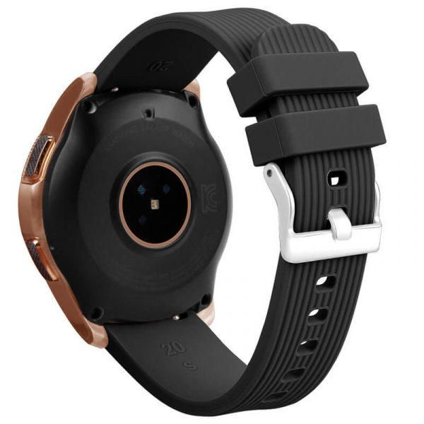 20mm silicone watch band for galaxy watch 3 42mm strap