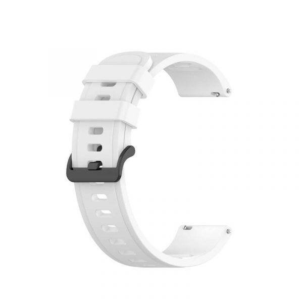 20mm silicone watch strap for Amazfit GTR 42mm