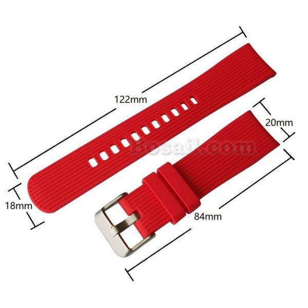 20mm watch strap Size for Galaxy Watch Gear S4