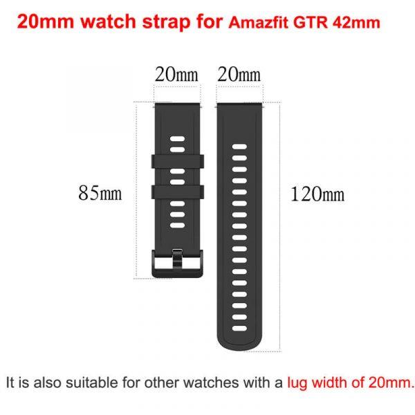 20mm-width-strap-for-GTR-42mm-Watch
