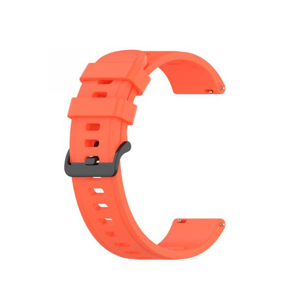 22mm silicone watch band for Amazfit GTR 47mm