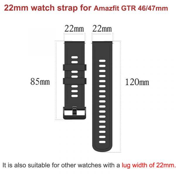 22mm-width-strap-for-GTR-46mm-Watch