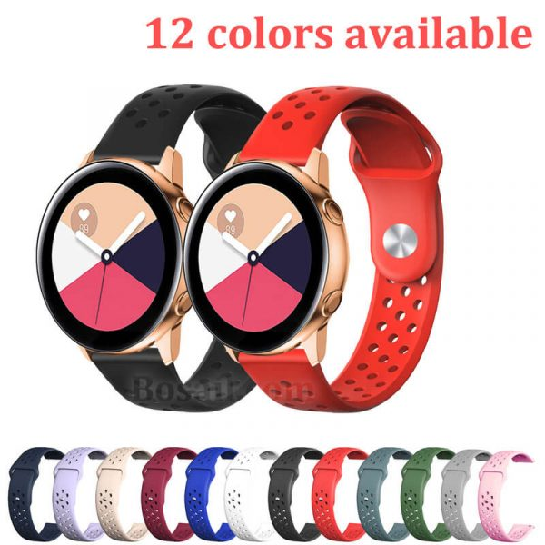 BS-GE-012-Breathable-watch-strap