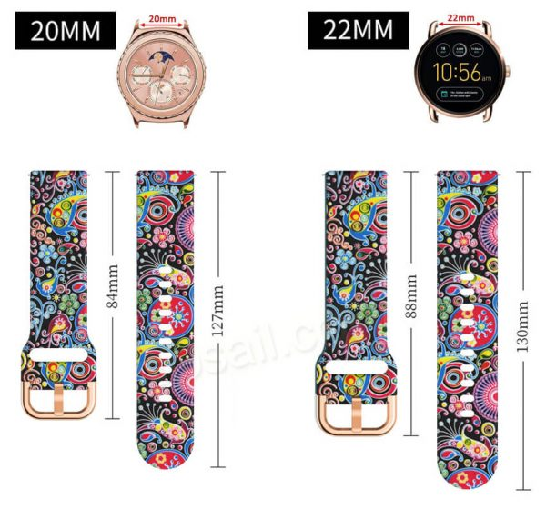 BS-GE-013-P-silicone-watch-strap-size