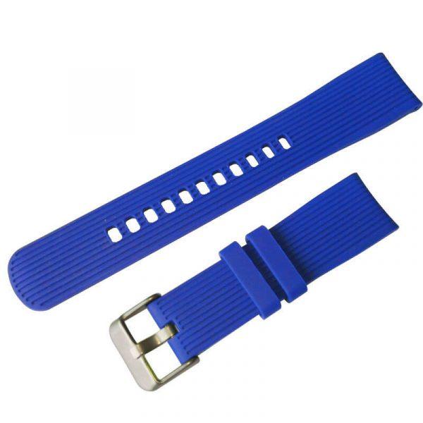 Blue Watch band for Galaxy Watch Gear S4 42mm
