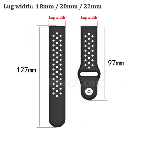 Breathable-Quick-Release-Watch-Strap-Size