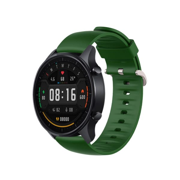 Green Watch Strap for Xiaomi Color Watch