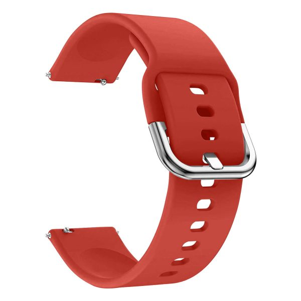 Rubber-Watch-Strap-for-Samsung-Galaxy-Active-Galaxy-42-Band-20mm-22mm-Wristband