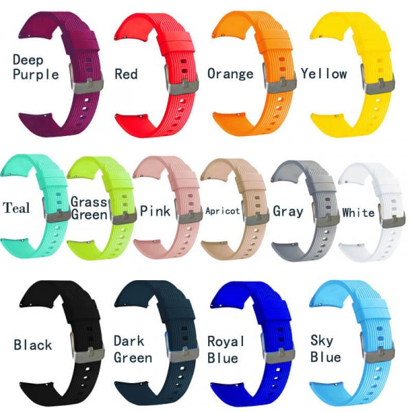 Watch-Bands-for-Samsung-Gear-S4-Classical-Colors