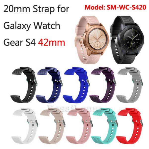 samsung-r810-gear-s4-42mm-smart-watch-straps-colors